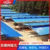 复合树脂瓦 塑钢防腐瓦 山东临清厂房耐腐瓦性能稳定