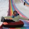 彩虹滑道经久耐用 高品质服务好 旅游景区七彩滑道