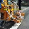 小区标识划线机生产车间小型地面涂线机热熔式道路涂线机